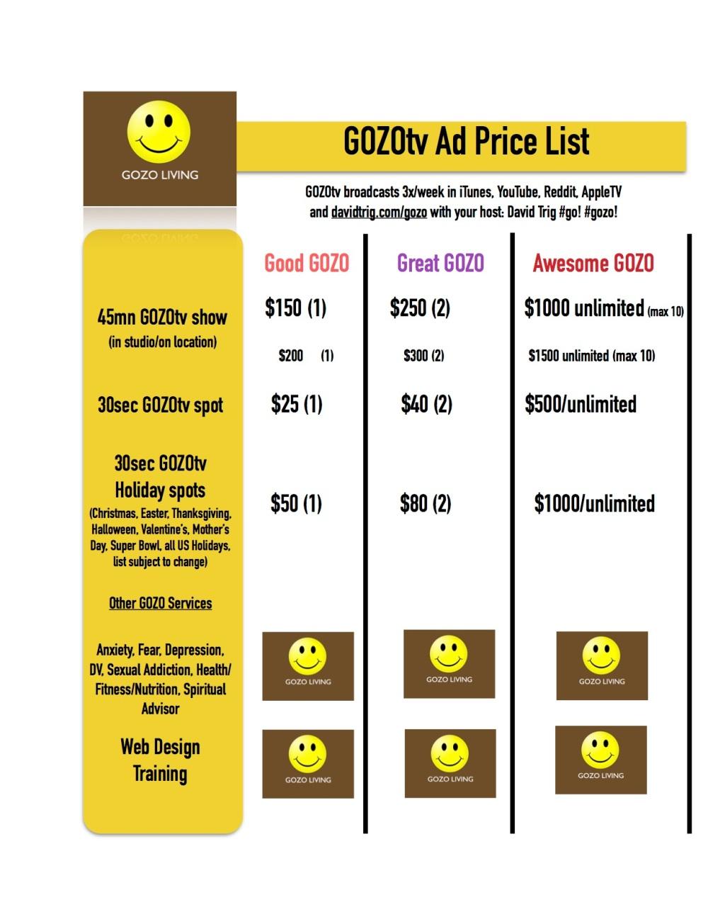 ADVERTISING-MembershipGOZO