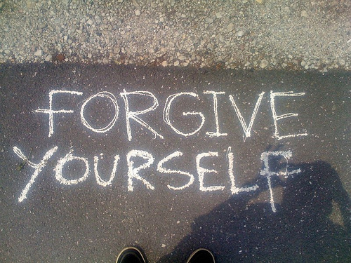 #107 How to Forgive Yourself [PODCAST]