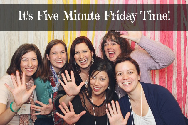 #119 Five Minute Friday – Body Image [PODCAST]