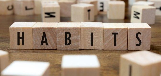 #164 Ten Habits to Change in 2017