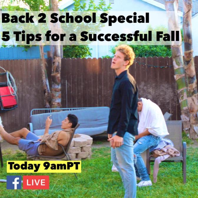 [BLOG POST] Seven Tips for a Successful and JOY Filled Fall